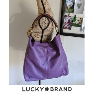 Purple Whipstitch | Lucky Brand